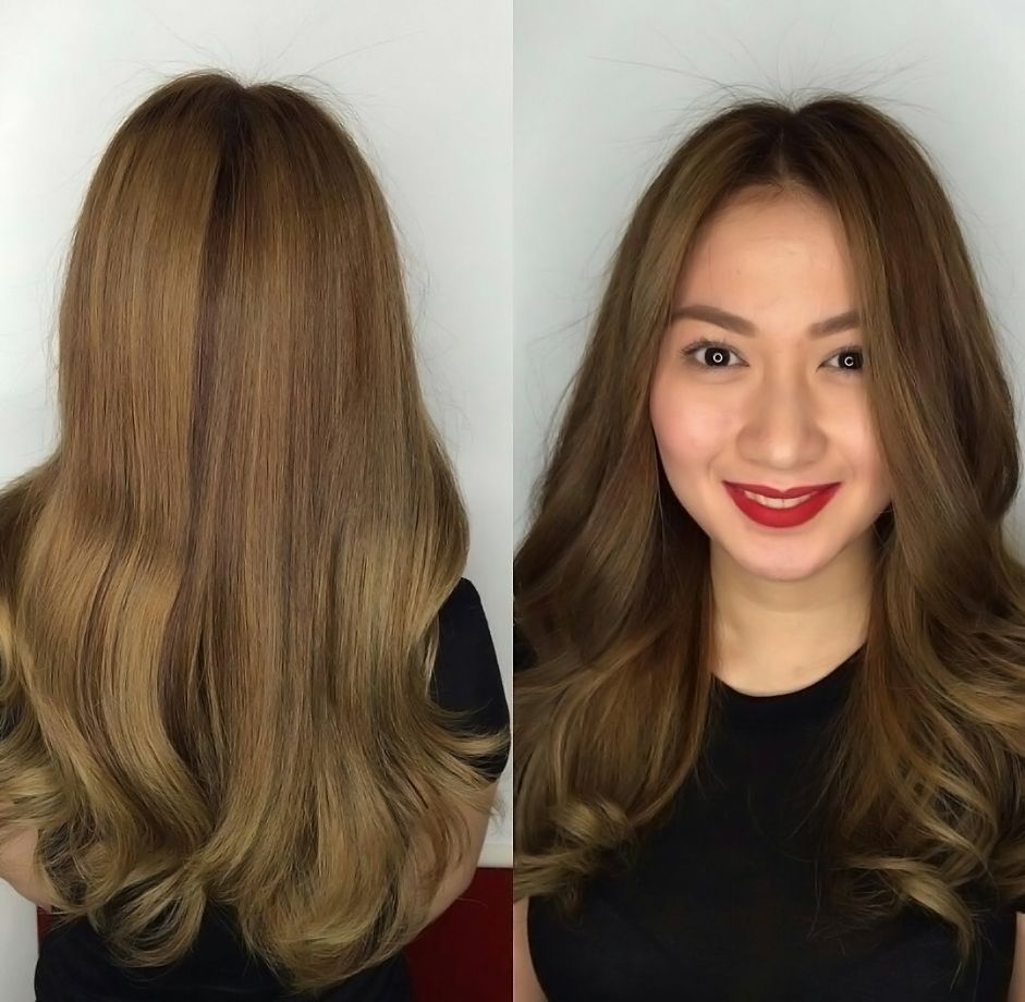 30 Stunning Digital Perm Hairstyles Perfect Waves With A Digi Perm Check More At Http Hairstylezz Com Best Digi Permed Hairstyles Hair Styles Digital Perm