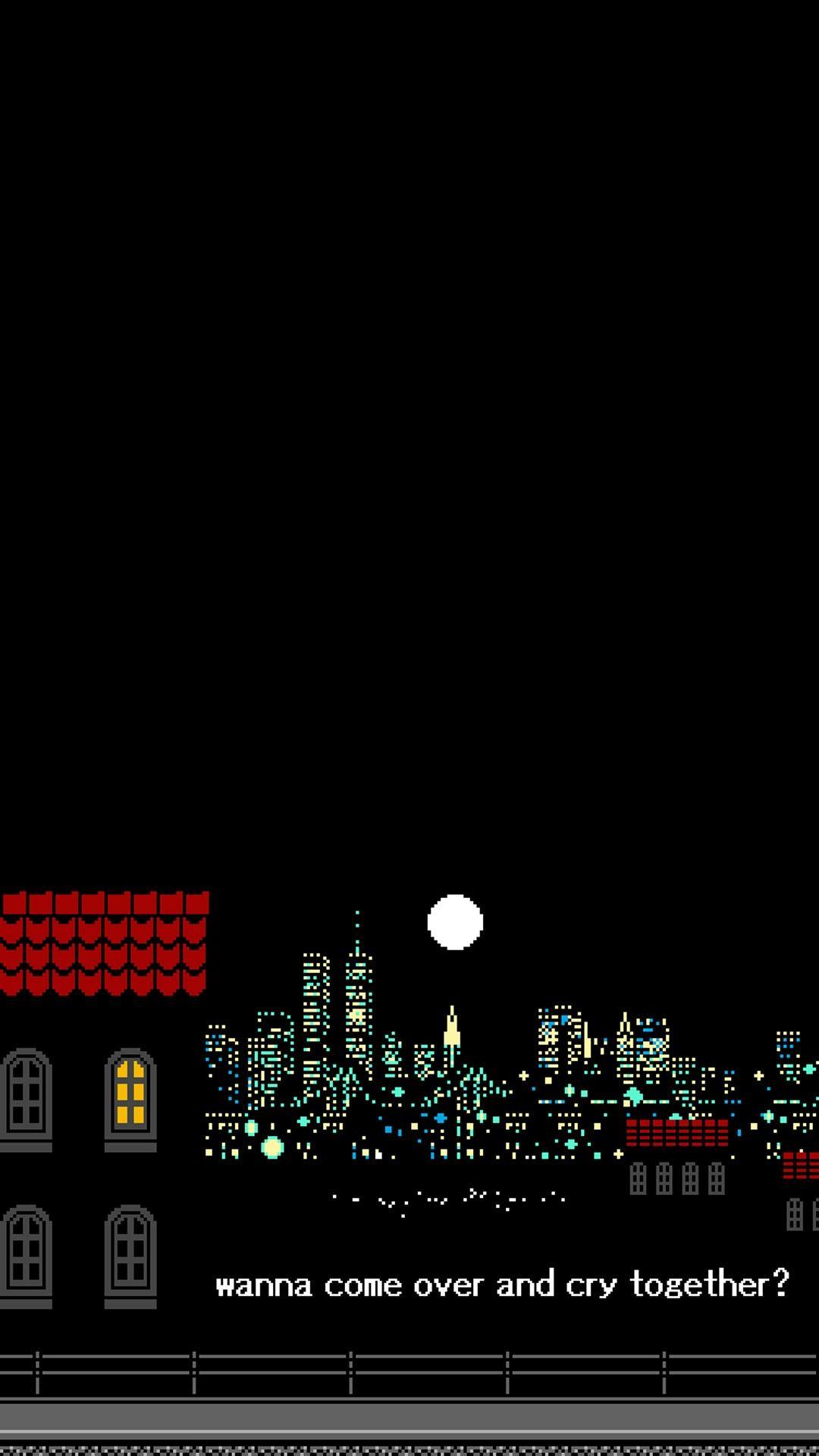Wallpaper pixelwave