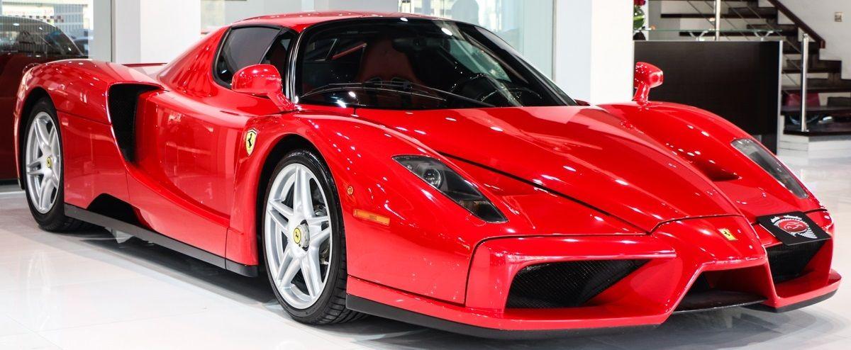 2006 Ferrari Enzo United Arab Emirates Jamesedition Sports Cars