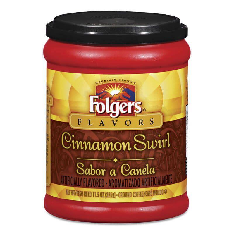 Cinnamon coffee folgers coffee folgers coffee