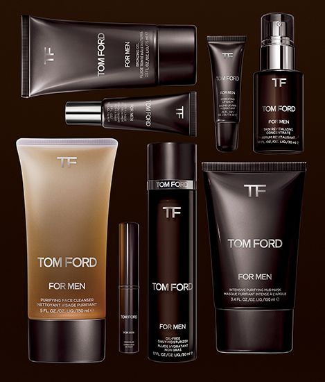 Tom Ford For Men Skincare And Grooming With Images Male