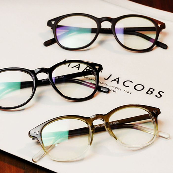 fa5824283a Brand Women Spectacle Frame Fashion Optical Glasses Frame Glasses With Clear  Glass Men Degree Clear Transparent Glasses