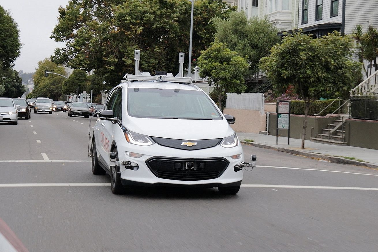 Gm Faces Lawsuit After Crash Between Motorcyclist And Self Driving Chevy Bolt Self Driving Chevy Bolt Cruise