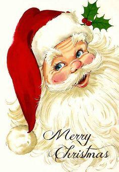 shop cute santa claus christmas ceramic ornament created by shabzdesigns - Christmas Santa Pictures