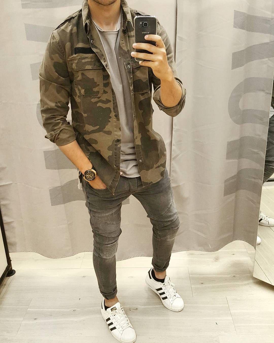 ea4bfcccfda Camuflado | Mis fachas | Moda estilo, Estilos de moda masculina, Moda