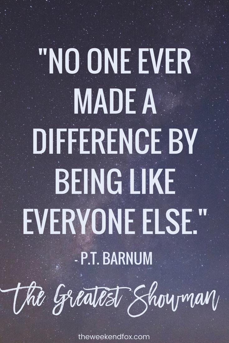 Quotes P T Barumum