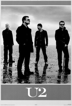 With over 150 million albums sold, U2 is one of the top rock