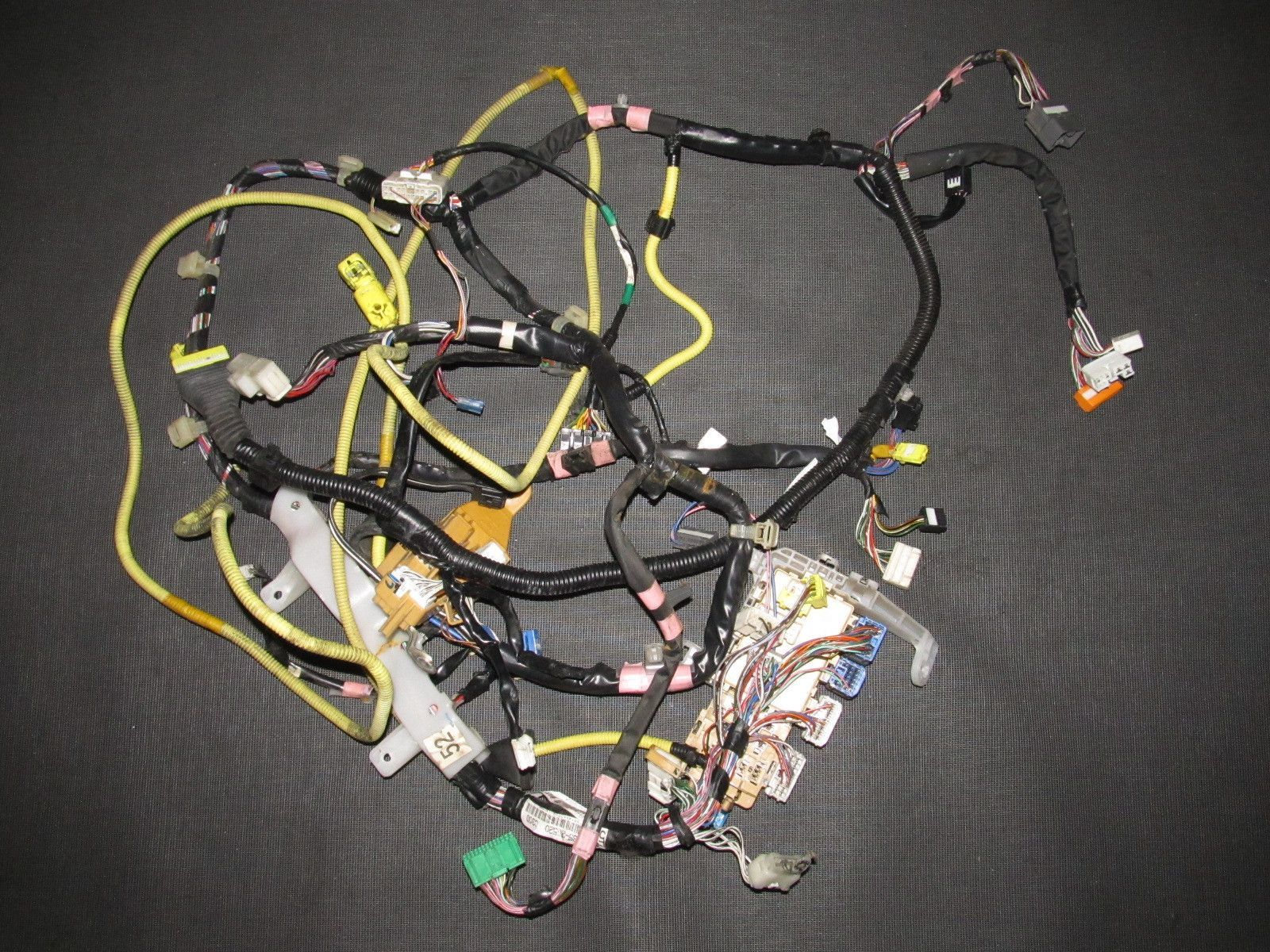 96 97 98 99 Toyota Celica OEM 2.2L Convertible Dash Wiring