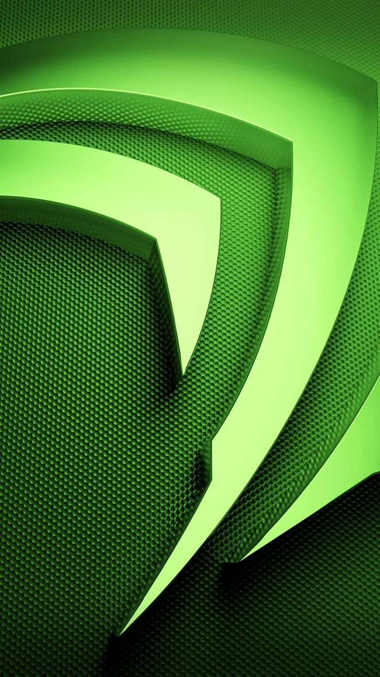 3d Nvidia Iphone 8壁紙 Iphoneチーズ Iphone8 壁紙 スマホ壁紙 壁紙