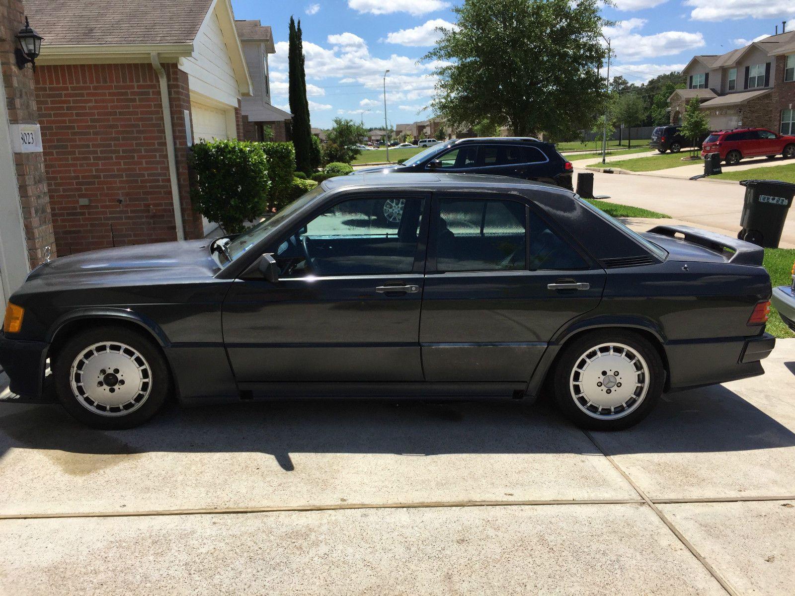 1987 mercedes benz 190e 23 16v sedan 23l cosworth w201 80s 1987 mercedes benz 190e 23 16v sedan 23l cosworth w201 fandeluxe Gallery