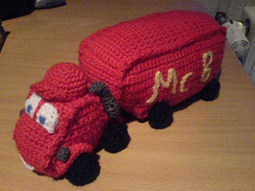 Lkw Pattern By Kathrin Bardeleben Crochet Is My Passion Crochet