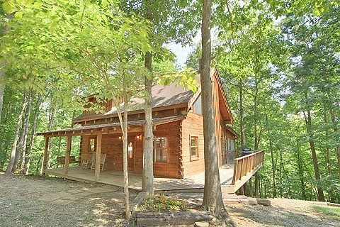 A Hidden Mountain 360 Cabin Rental In Pigeon Forge Tn This