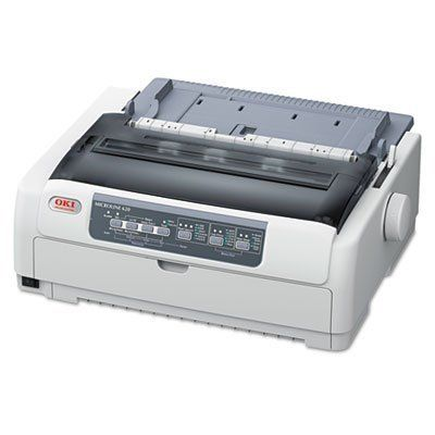 Oki Microline 620 Dot Matrix Printer By Oki 394 51 Designed For Point Of Sale Automation And Utility Applications This Na Printing Solution Printer Matrix