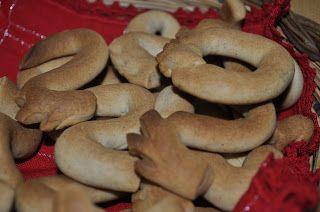 Biscotti di sugna ~ Cannella e Gelsomino