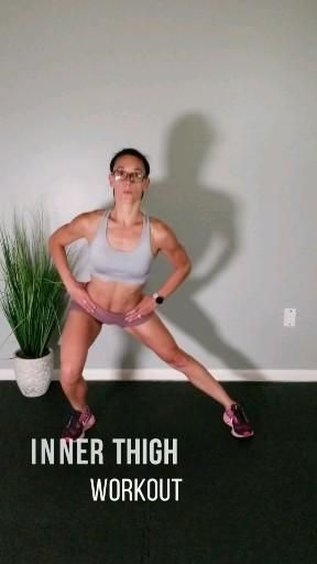 Lower body workout at home for women