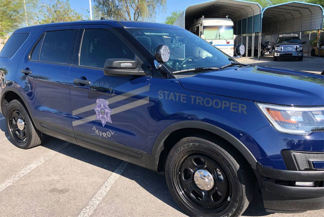 Nevada Highway Patrol 2016 Ford Police Interceptor Utility