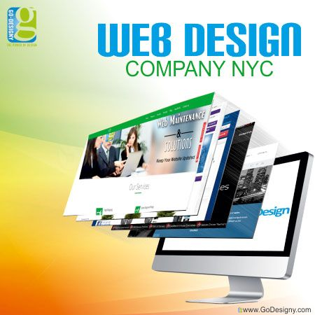 Go Designy Is The Leading Web Design Company In Nyc With Expertise In Delivering The Excellent Web Des Website Design Website Design Company Web Design Company