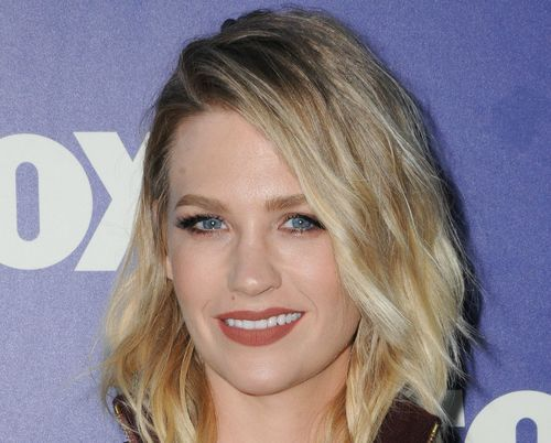 The Stir-January Jones Honors Her 5-Year-Old Son With Touching & Super-Cool Tattoo