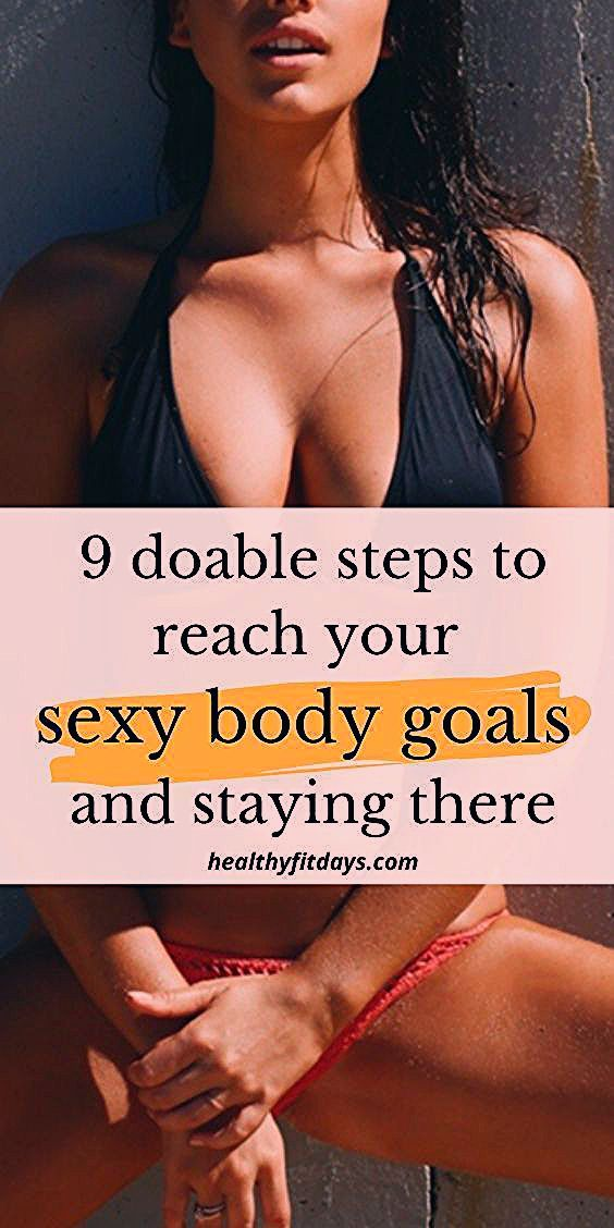 9 doable ways to reach your ideal weight and staying there | lose weight in a month flat stomach | l...