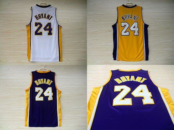cematz Aliexpress.com : Buy Kobe Bryant 24 Basketball Jersey, Cheap