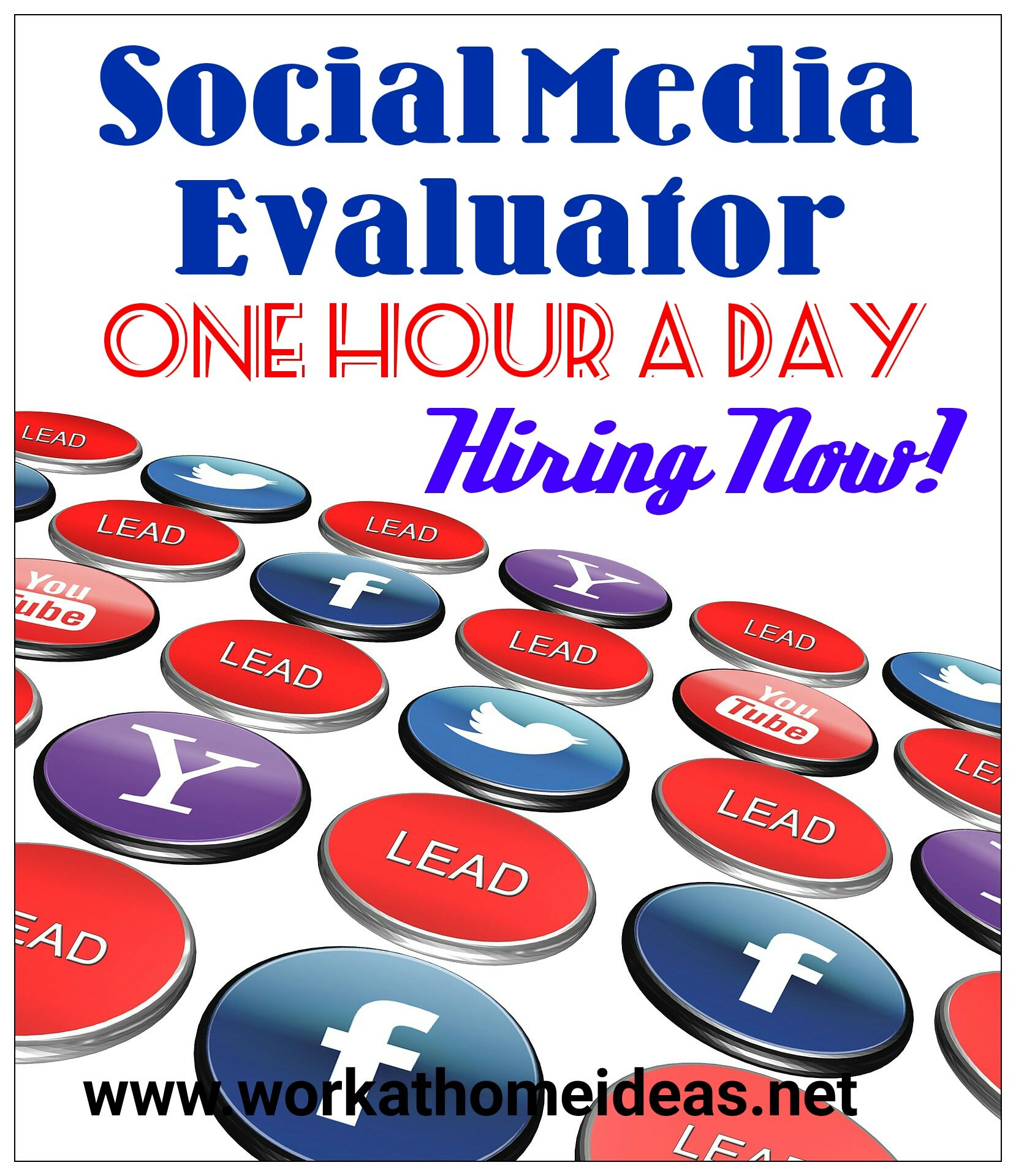 Appen This is an extra income opportunity for almost everyone reading this post. I am very familiar with Appen, and can heartily recommend this Social Media Evaluator position. Appen is looking for people who actively participate in one or more social media platforms. This role only requires one hour of your day, for five days …