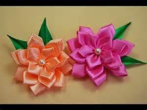 fiori kanzashi di nastro - Risultati Yahoo Italia della ricerca di immagini