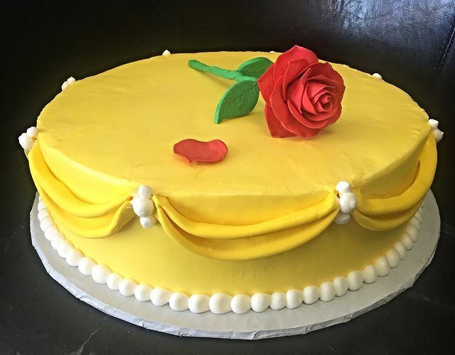 Beauty and The Beast cake Cake ideas Pinterest Beast Cake and