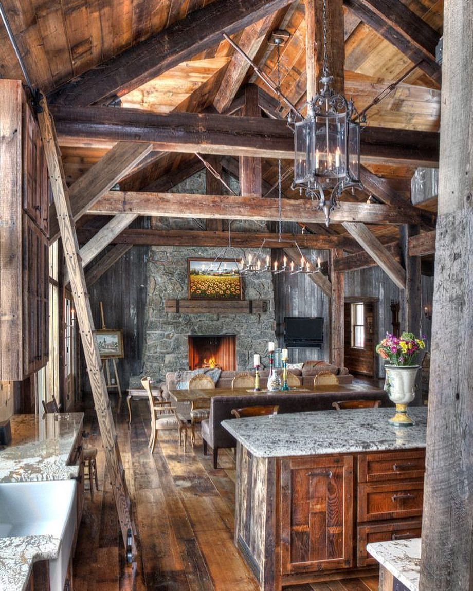 6,586 Likes, 63 Comments - Custom Timber Homes (@customtimberhomes ...