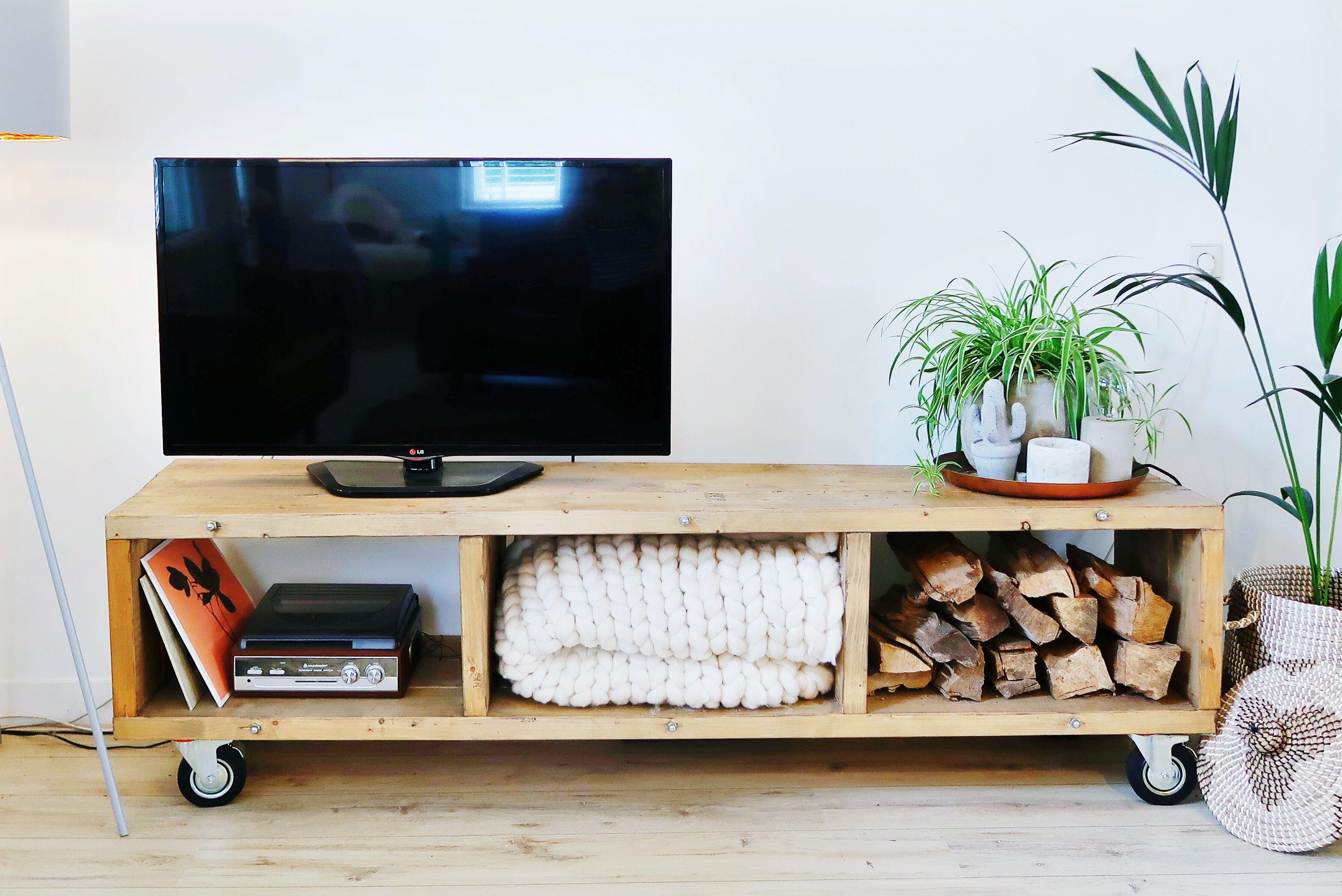 Vinyl Steigerhout Look : Tv meubel van steigerhout tv stand idea tvstandideas tvmeubel