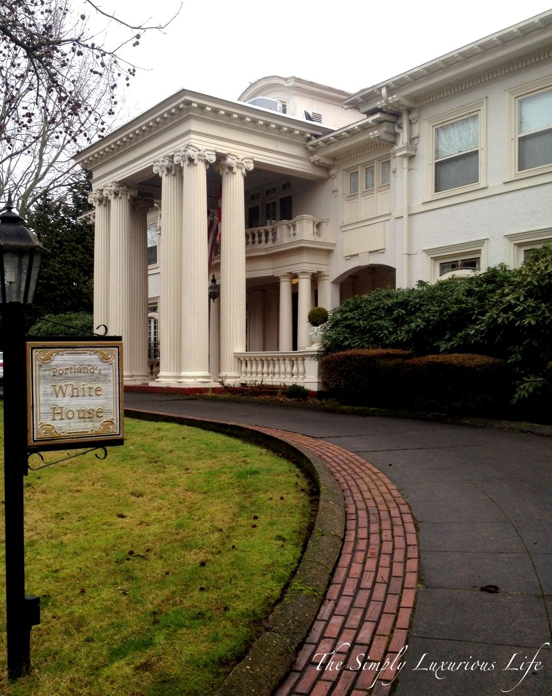 Thoughts from the Editor – Portland's White House