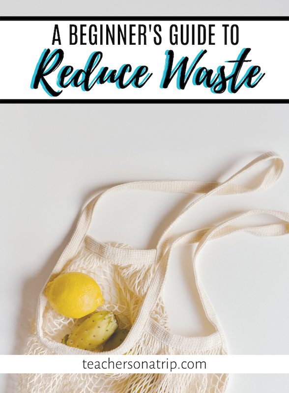 Ways to Reduce your Waste and Help the Environment Have you been looking for beginner ways to reduce your waste and lower the amount of trash produced We created a beginn...