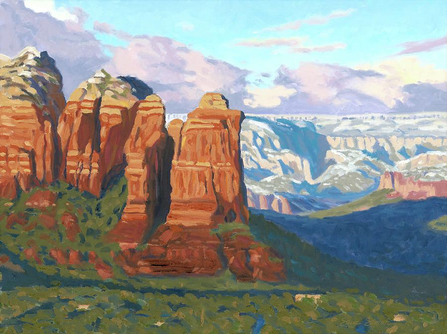 Painting Coffee Pot Rock by Steve Simon affiliate ,