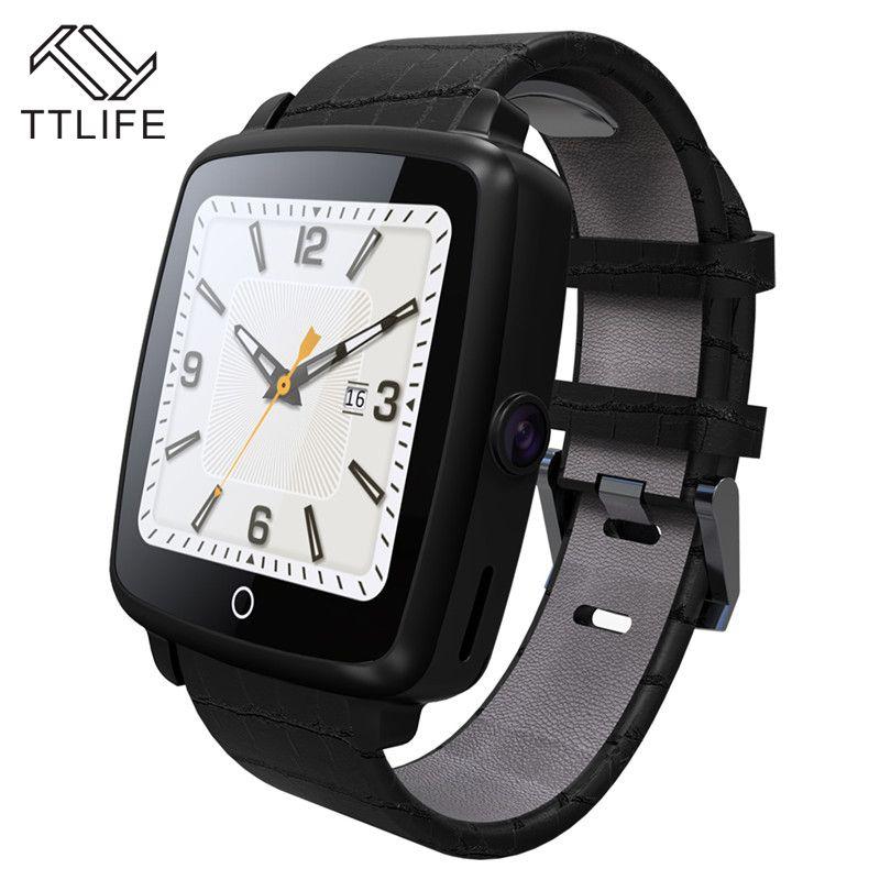 2016 heißer TTLIFE Marke Sport Smart Uhr Kamera Bluetooth