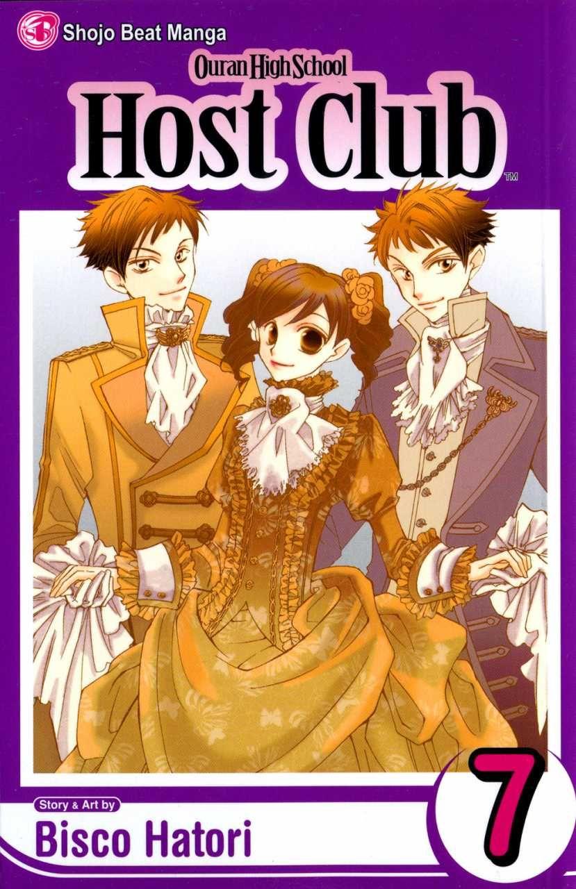 Ouran High School Host Club Vol. 7 by Bisco Hatori Host