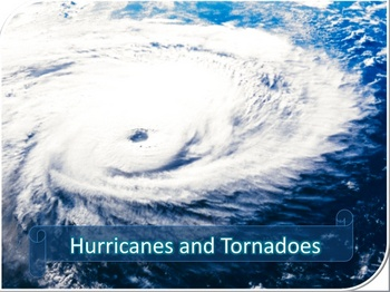 Hurricanes And Tornadoes Power Point Lesson And Quiz With Images Hurricane Preparation Hurricane Disaster Preparedness