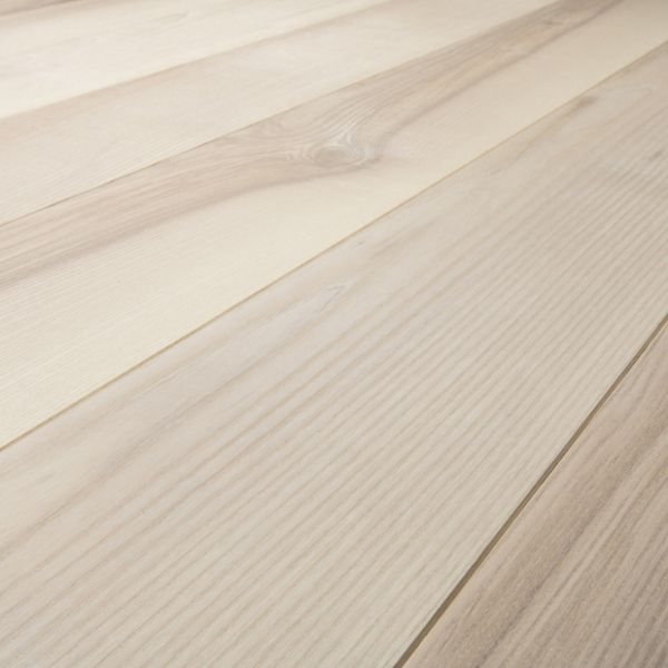 Scandinavian style american white ash wood flooring ash for Ash hardwood flooring