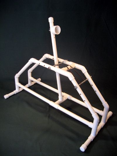Catapult plan build a statistics catapult with for Simple pvc projects