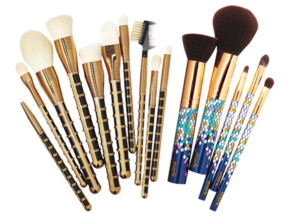 Apply Your Makeup Like a Pro with These 6 Affordable Brush Sets ...