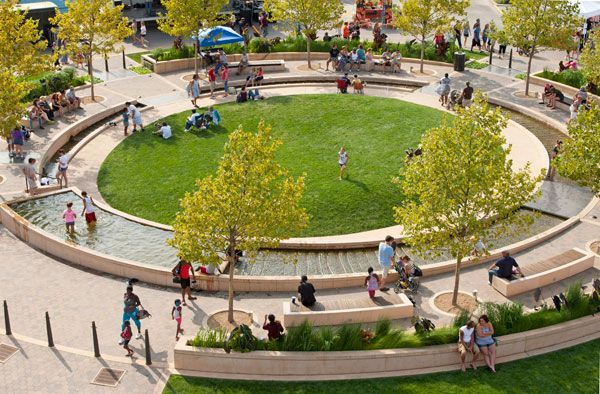 Why designing for children is vital to the future of for Park landscape design