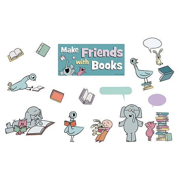 Encourage reading with an awesome Elephant and Piggie display! This - new mo willems coloring pages elephant and piggie