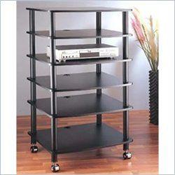 Audio Racks, Audio Cabinets, Stereo Racks | Cymax.com