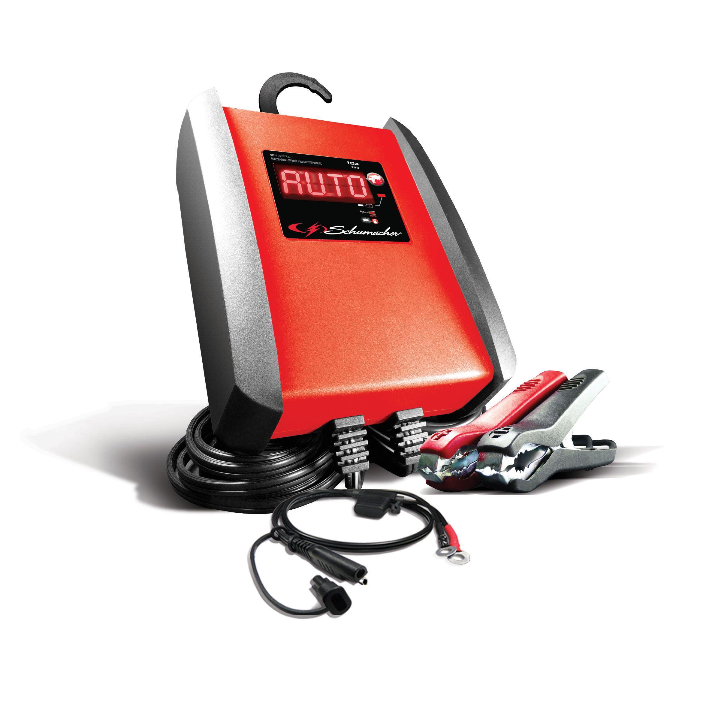 Schumacher 24V10A Battery Charger PART NO. SPI1024 24V