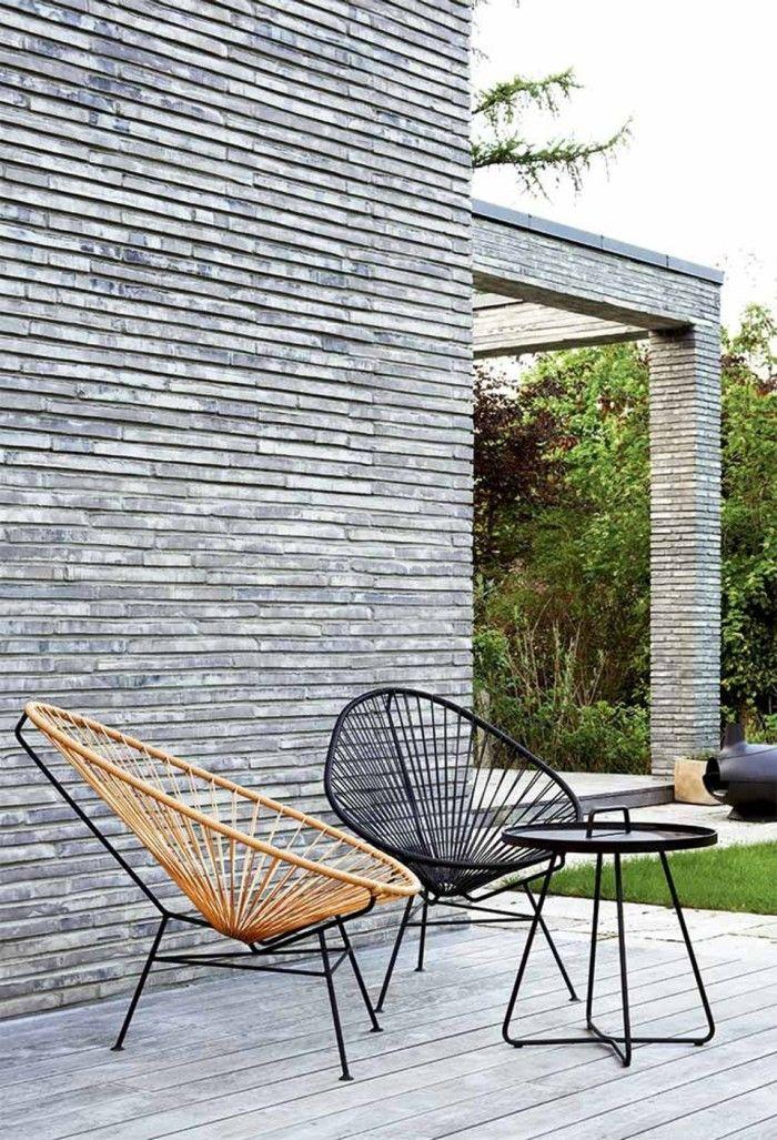 8 motivos para incluir la silla acapulco en tu decoraci n muebles m bel balkon e garten - Deko wintergarten ...