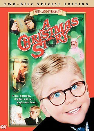 Nine-year-old Ralphie desperately wants a Red Ryder BB-gun for
