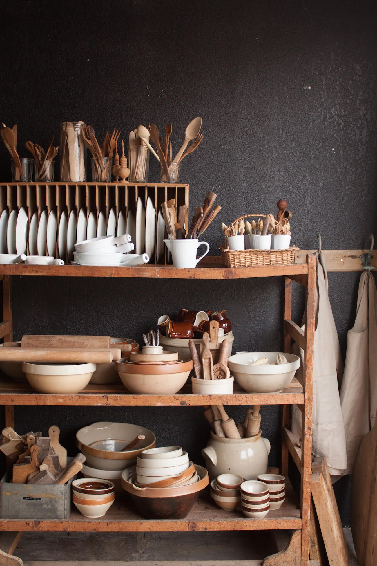 Interview - Laurie Furber of Elsie Green —   HEATHER BULLARD #kitchencollection
