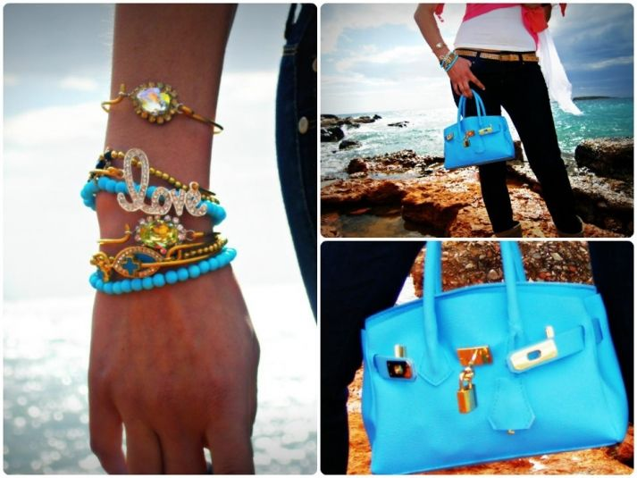 """Nicky's World"" jewellery by Niki Kamtsios 