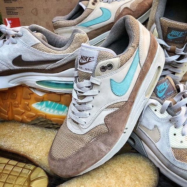 Espera un minuto Agrícola Continuo  Should Nike re-release the Crepe Hemp pack? By @leedeville Click the link  in our bio to shop. Make sure to follow @getswo… | Sneaker boots, Nike,  Sneakers nike