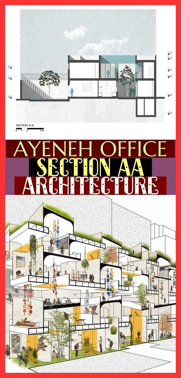 More Than 100  Ayeneh Office Section Aa – Architecture | Ayeneh office  Section …