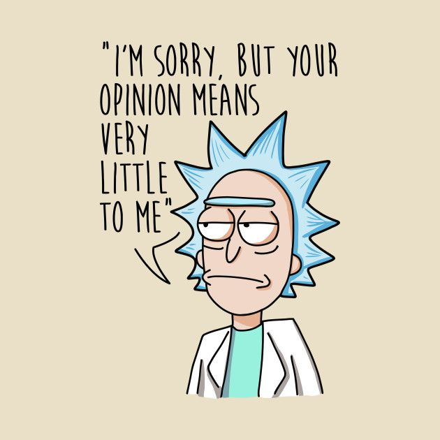 Best Rick And Morty Quotes: Things I Need... Like Now
