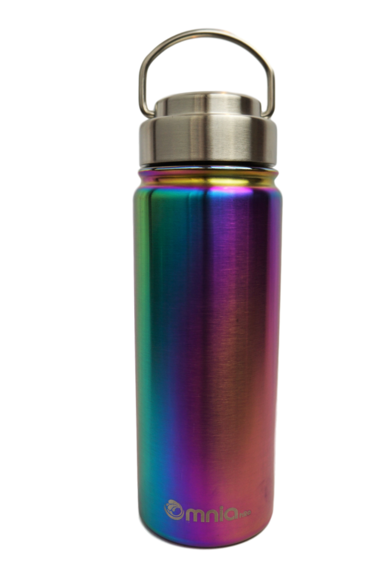 80fb431fdf9c7 stainless-steel-water-bottle-iridescent | Best Ever | Stainless ...